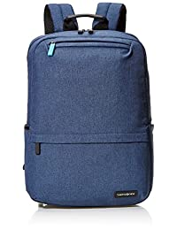 Samsonite 新秀丽 中性 时尚双肩包 BP1*41003 海军蓝 15寸