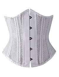 Camellias 女式 26 钢骨加厚腰部训练紧身胸衣*