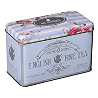 New English Teas 纪念品系列 英式精致茶 40包 伯爵茶袋 80 g