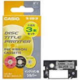 卡西欧 磁盘主题打印机 墨水 丝带 银色