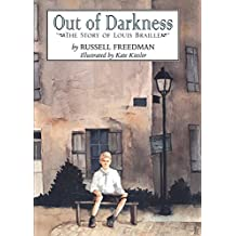 Out of Darkness: The Story of Louis Braille (English Edition)