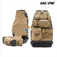牧马人驾驶座椅套 进口smittybilt座套/座椅包 牧马人改装置物袋