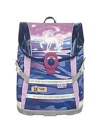 Mc Neill 书包,粉色/蓝色(多色)- 9618161000