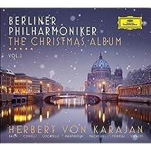 进口CD:【中图音像】柏林爱乐乐团圣诞专辑Vol.2-卡拉扬 The Christmas AlbumVol.2(CD)