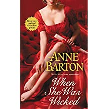 When She Was Wicked (A Honeycote Novel Book 1) (English Edition)