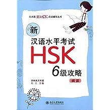 新汉语水平考试HSK(6级)攻略:阅读 (北大版新HSK应试辅导丛书)