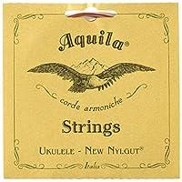 Aquila Nylgut琴弦(尤克里里弦)AQ-T6W  テナー用 6弦