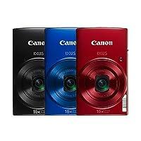 canon/佳能 IXUS 180 高清长焦数码相机 家用卡片机 (佳能相机IXUS 180【红色】)