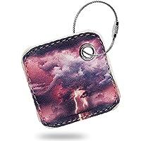 For Tile Mate Finder 带钥匙链,时尚且不受刮伤潮湿的伤害(不含瓷砖探测器)