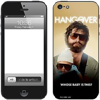 Zing Revolution 悬架优质乙烯基粘附皮肤,适用于 iPhone 5,Alan (MS-HANG10318)