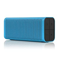 Braven 705便携式无线音箱 青色塑料外壳 黑色端盖