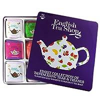 English Tea Shop 多种*水果礼盒,72 个茶包