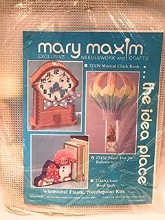 Mary Maxim 针工艺品柔和热气球