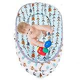 Brandream 婴儿床摇篮 新生儿躺椅 便携婴儿躺椅 婴儿床 婴儿床 婴儿床 Fox6