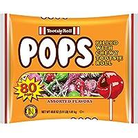 Tootsie Roll Pops 什锦口味,80 只装