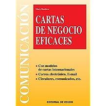 Cartas de negocio eficaces (Spanish Edition)