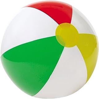 INTEX 荧光嵌板沙滩球   59010 四色