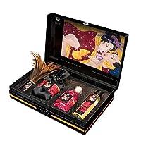 加拿大进口 SHUNGA 春画 温柔与热情情趣套装-草莓香槟套装礼盒 浪漫情趣礼品 礼盒情人节礼物礼品 (进口)