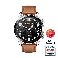 華為 Watch GT 2 包括禮品券 [亞馬遜*]55024321 Watch Pebble Brown