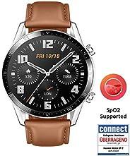 华为 Watch GT 2 包括礼品券 [亚马逊*]55024321 Watch Pebble Brown