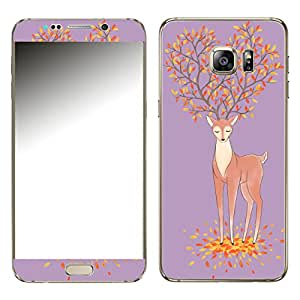 DISAGU SF 1182 106560 / 三星 Galaxy S4 Edge + - Tree Deer 03