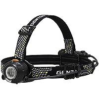 GENTOS(ジェントス) LEDヘッドライト 【明るさ280ルーメン/実用点灯8時間】 HLP-1803 ヘッドウォーズ ANSI規格準拠