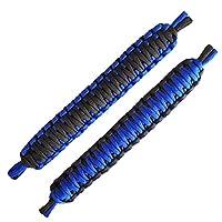 2 件门限制带适用于 Jeep 牧马人 JK JKU 门方格带黑色/蓝色