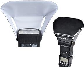 单反摄影 闪光灯专用 反光板 反光铲 柔光板 柔光罩