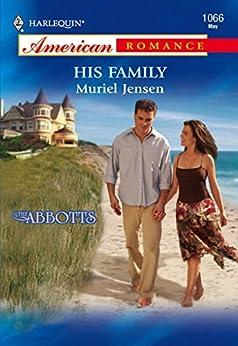 """His Family (Mills & Boon American Romance) (English Edition)"",作者:[Muriel Jensen]"
