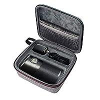 Esimen Nebula Capsule II 智能迷你投影儀 Anker 和遙控 USB 閃存驅動器配件手提袋保護存儲盒 灰色