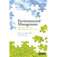 Environmental Management: Critical thinking and emerging practices (English Edition)