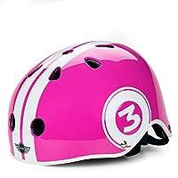 RASTAR 宝马MINI儿童平衡车自行车儿童安全头盔单车护具(粉红头盔)