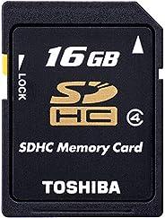 TOSHIBA SD卡 Class4 (國內正品) SD-L0G4SD-L016G4 16GB