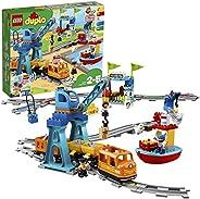 LEGO 乐高 10875 DUPLO 幼儿玩具火车,适合2-5岁的儿童