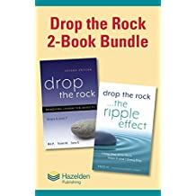 Drop the Rock: 2-Book Bundle: Drop the Rock, Second Edition and Drop the Rock, The Ripple Effect (English Edition)