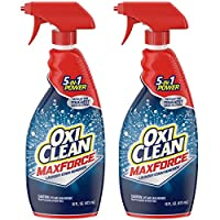 OxiClean Max Force 洗衣去污剂喷雾 16 盎司 - 2 包