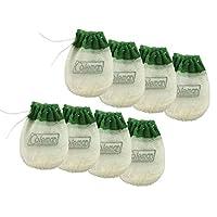 Coleman Standard Tie Mantles Pack of 2 - 4 pack mantles (Total 8 mantles)