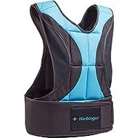 Harbinger 女士可调节重量背心交叉训练,力量训练耐力锻炼,10 磅