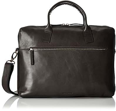 Royal RepubliQ 男女皆宜的成人联盟笔记本电脑背包背包,黑色(黑色),4.5x27.5x37.5 cm