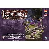 Fantasy Flight Games FFGD0118 Runewars 微型游戏 - Waiqar 步兵指挥部单位