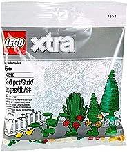 LEGO 植物配件塑料袋(xtra)40310