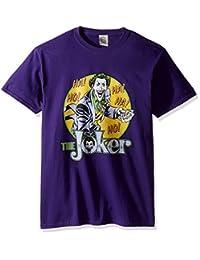 DC Comics 男式 THE JOKER T 恤