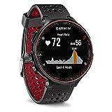 佳明(GARMIN) Forerunner235户外运动智能手表 跑步骑行心率GPS彩色显示屏 黑红色
