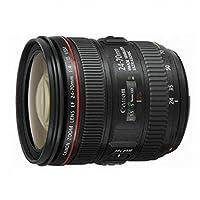 Canon佳能EF 24-70mm f/4L IS USM标准变焦镜头 拆机版带遮光罩含保修卡 (24-70F4)