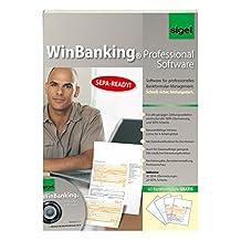 Sigel SW235 WinBanking Professional 专业版 银行表格管理软件 包含60 张银行表单 也适用于 SEPA