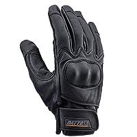 DAYTONA GOT 滑雪手套 防护型 L 黑色 76367