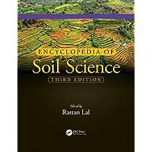 Encyclopedia of Soil Science (English Edition)