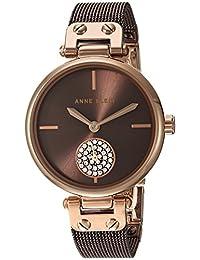 Anne KleinAK/3001RGBN Analog 不锈钢 棕色 AK/3001RGBN watches
