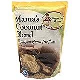 Gluten Free Mama, Mama's Coconut Blend Flour, All Purpose Flour Mix, 4 Pounds