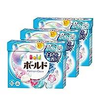 P&G 宝洁 BOLD 鲜花香洗衣粉 含柔顺成分 除臭因子 850g*3